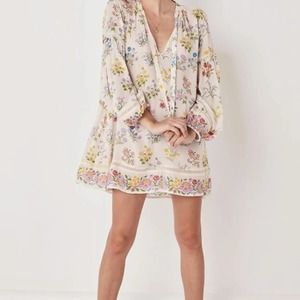 Spell & The Gypsy Collective Posy Mini Dress